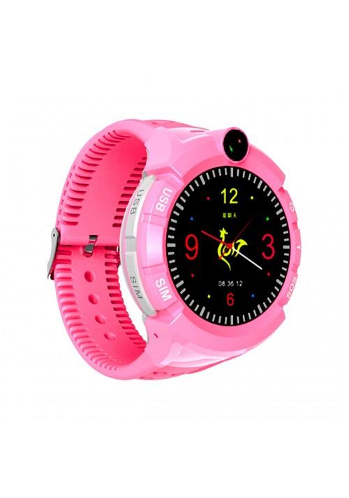 Smartwatch AW-K03 z lokalizatorem GPS Blue