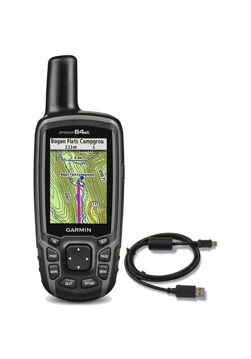 Nawigacja turystyczna Garmin GPSMap 64st Europa