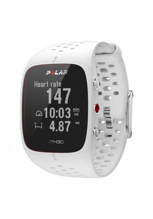 Polar zegarek sportowy M430 biały