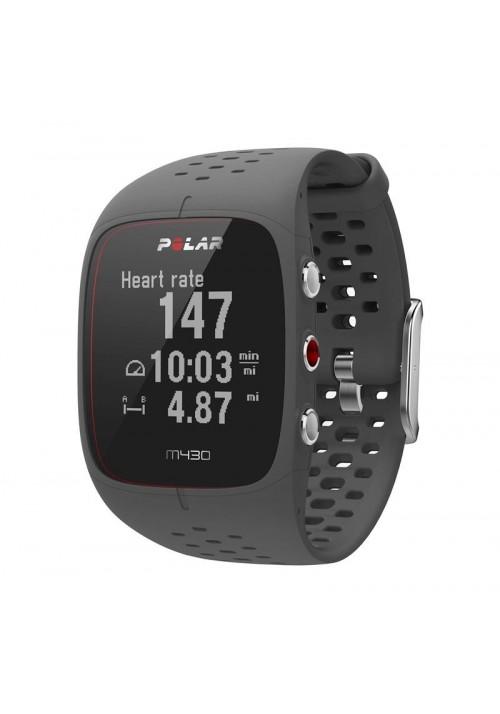 Zegarek sportowy Polar M430 (czarny)