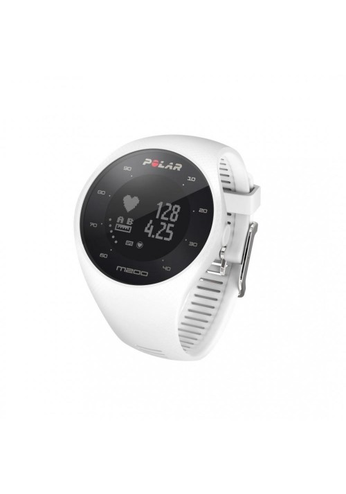 Zegarek sportowy Polar M200 M/L (biały)