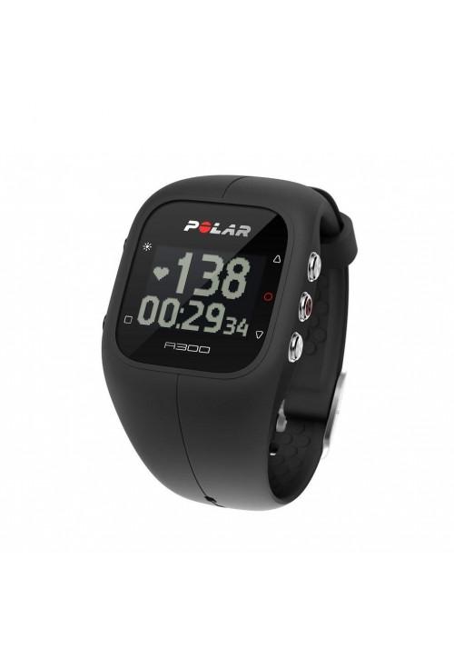 Zegarek sportowy Polar A300 HR czarny