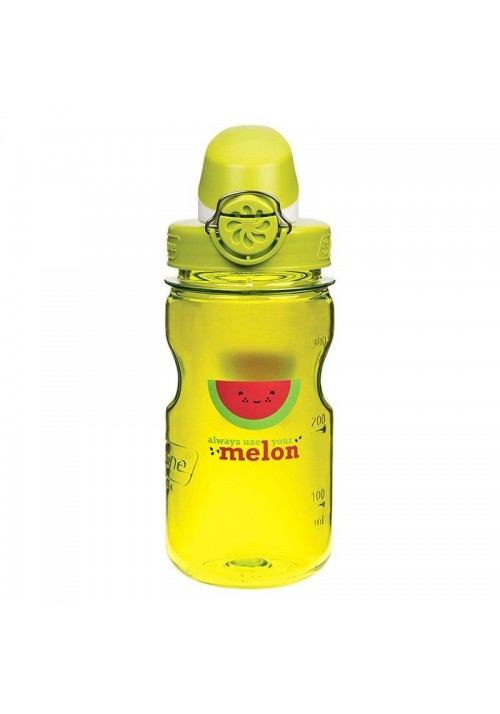 Bidon NALGENE OTF Kids Cap and Melon 350ml Zielony