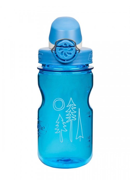 Bidon NALGENE OTF Kids Cap and Forest 350ml Nieb.