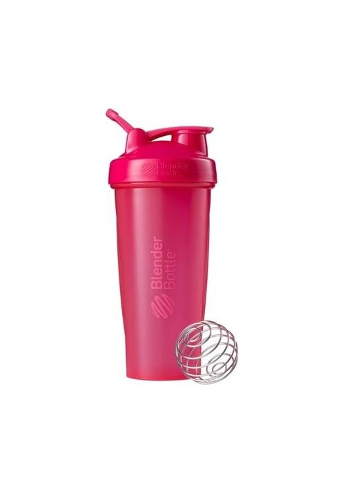 Bidon BlenderBottle Classic 820ml Różowy