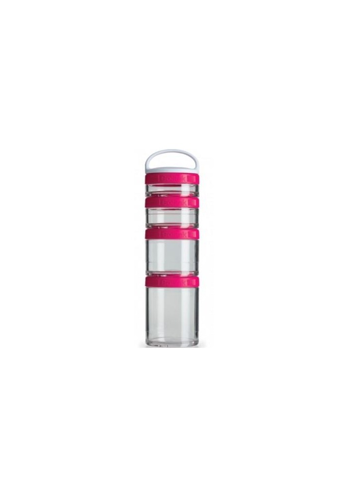 Bidon BlenderBottle GoStak Starter 4Pak Róż